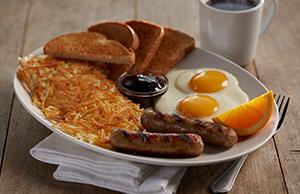 Farmer's Standard Breakfast