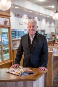 Sam Borgese Shari's CEO