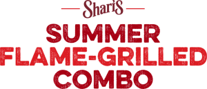 Sharis Summer Flame-Grilled Combo