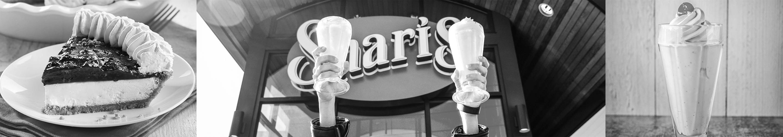 Shari's shakes and pie